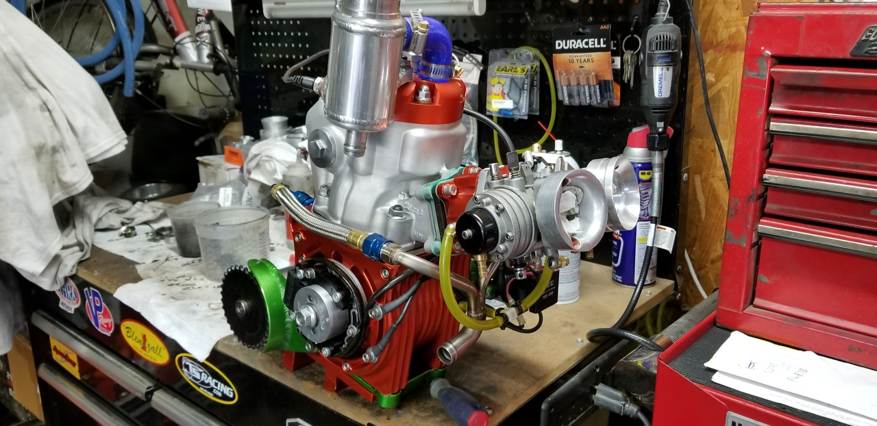 TWO-STROKE TUESDAY | 80 HORSEPOWER SMOKER ENGINES | Motocross Action