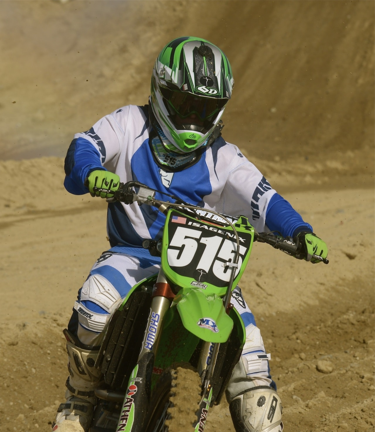 Glen Helen Kawasaki Problems