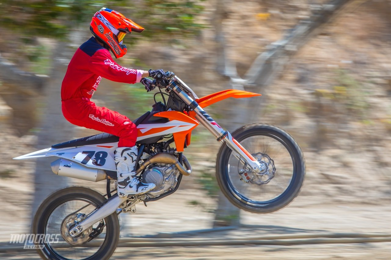 MXA RACE TEST: THE REAL TEST OF THE 2019 KTM 450SXF