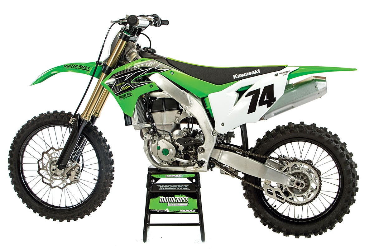 MXA RACE TEST: THE REAL TEST OF THE 2019 KAWASAKI KX450