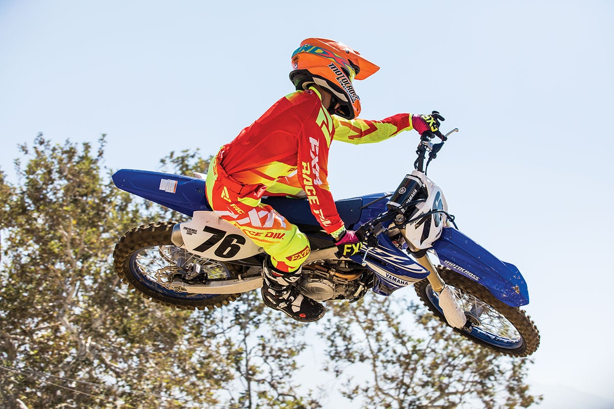 MXA RACE TEST: THE REAL TEST OF THE 2019 YAMAHA YZ450F