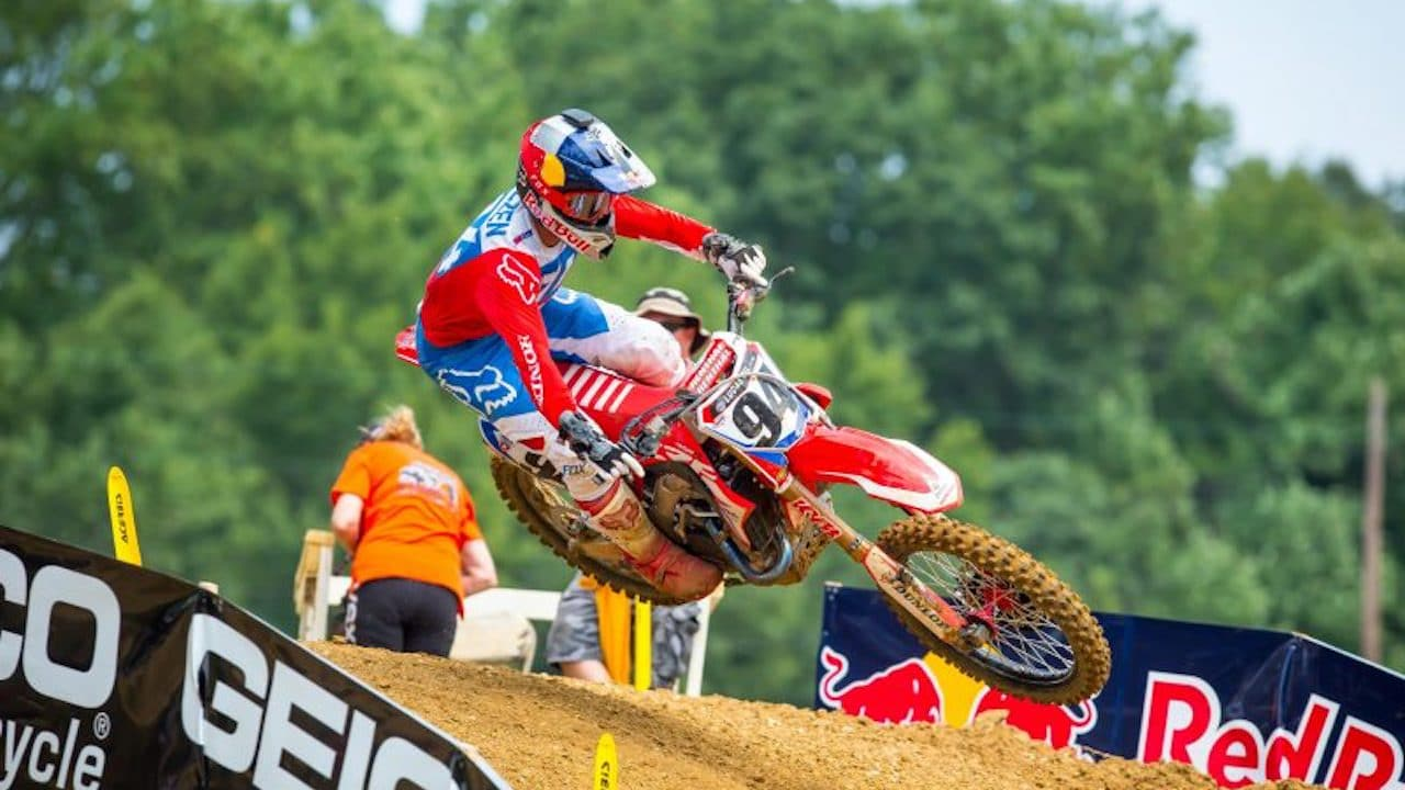 Ken Roczen Ditches His Electric Start At Budds Creek Why