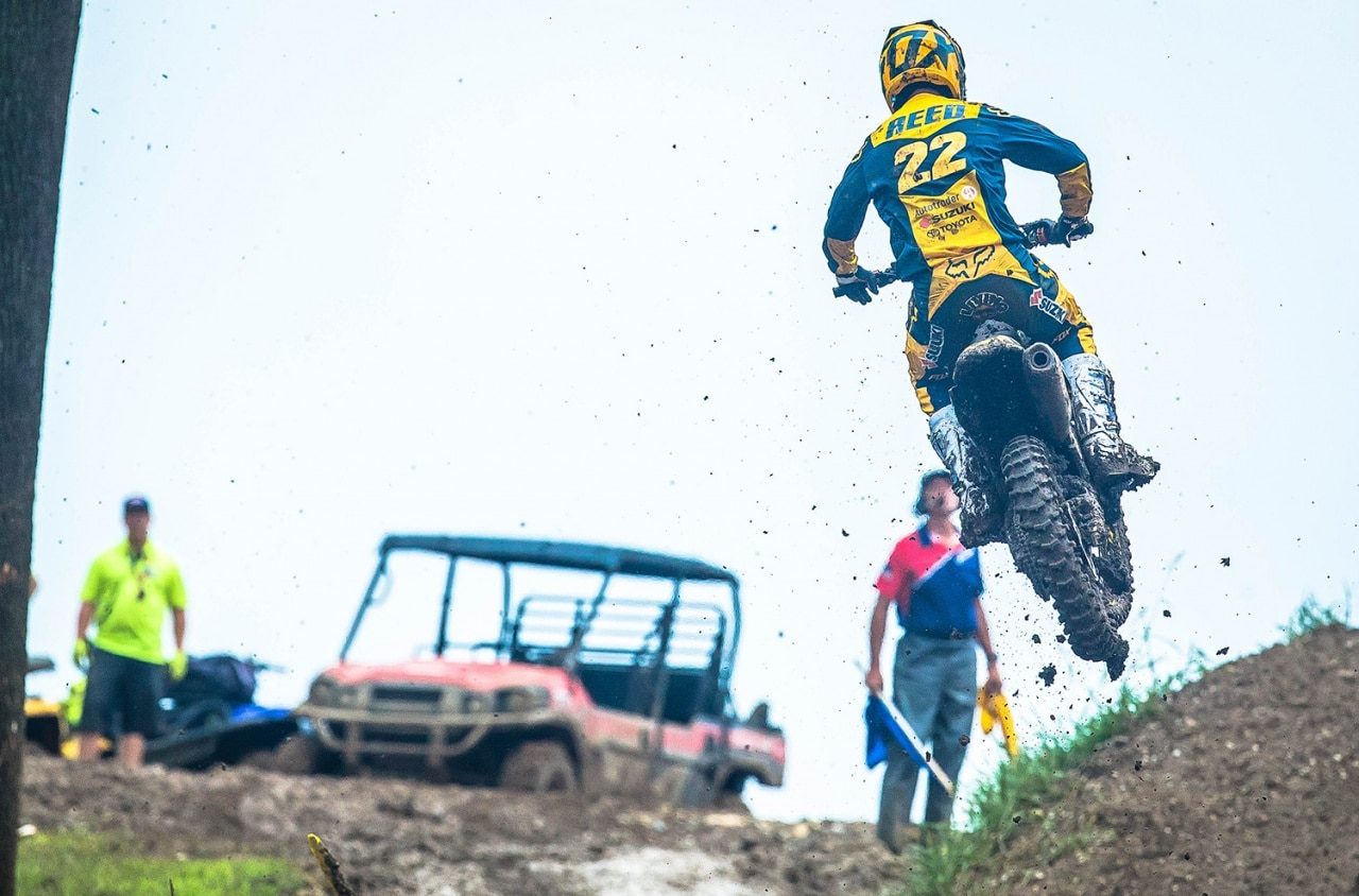 Commit error. Chad reed amateur career cleared