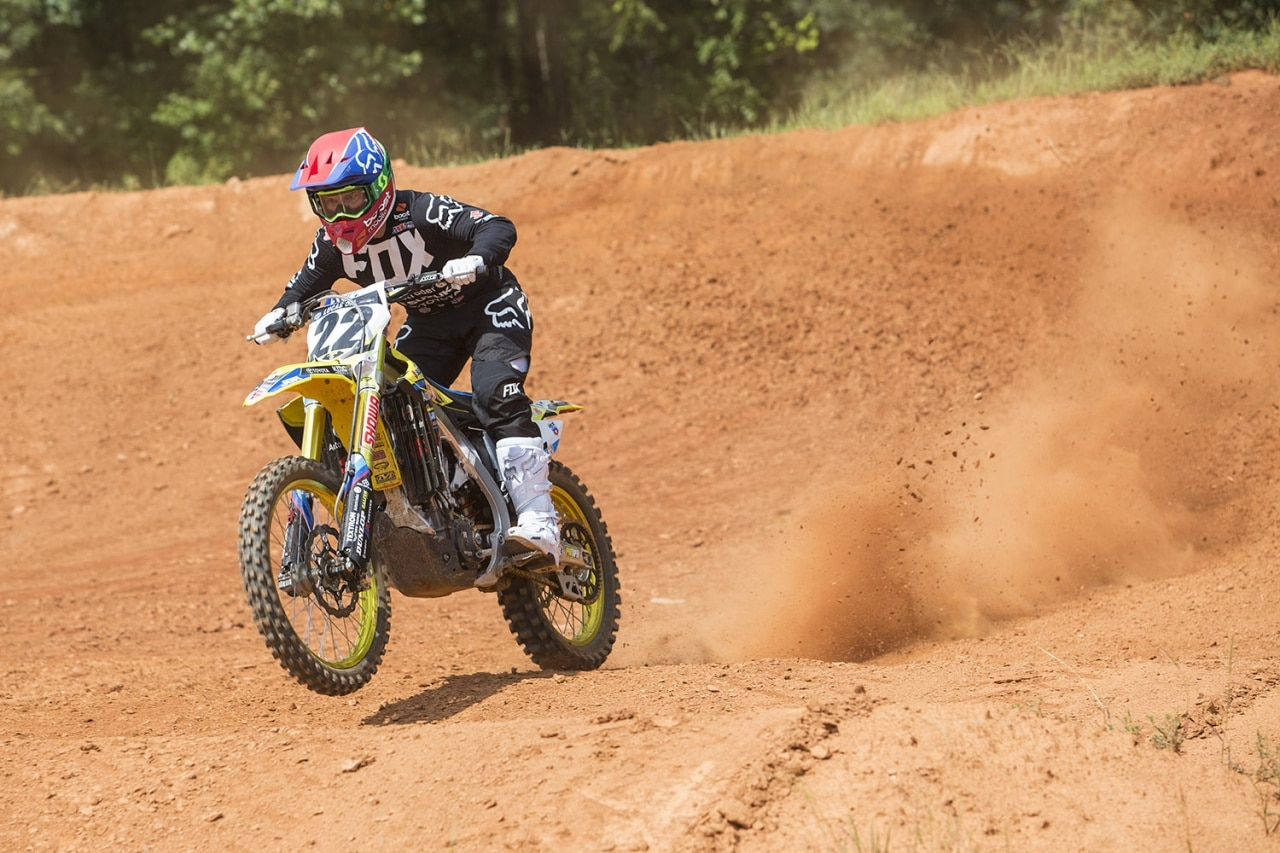 Chad Reed JGR 2018 RM-Z450