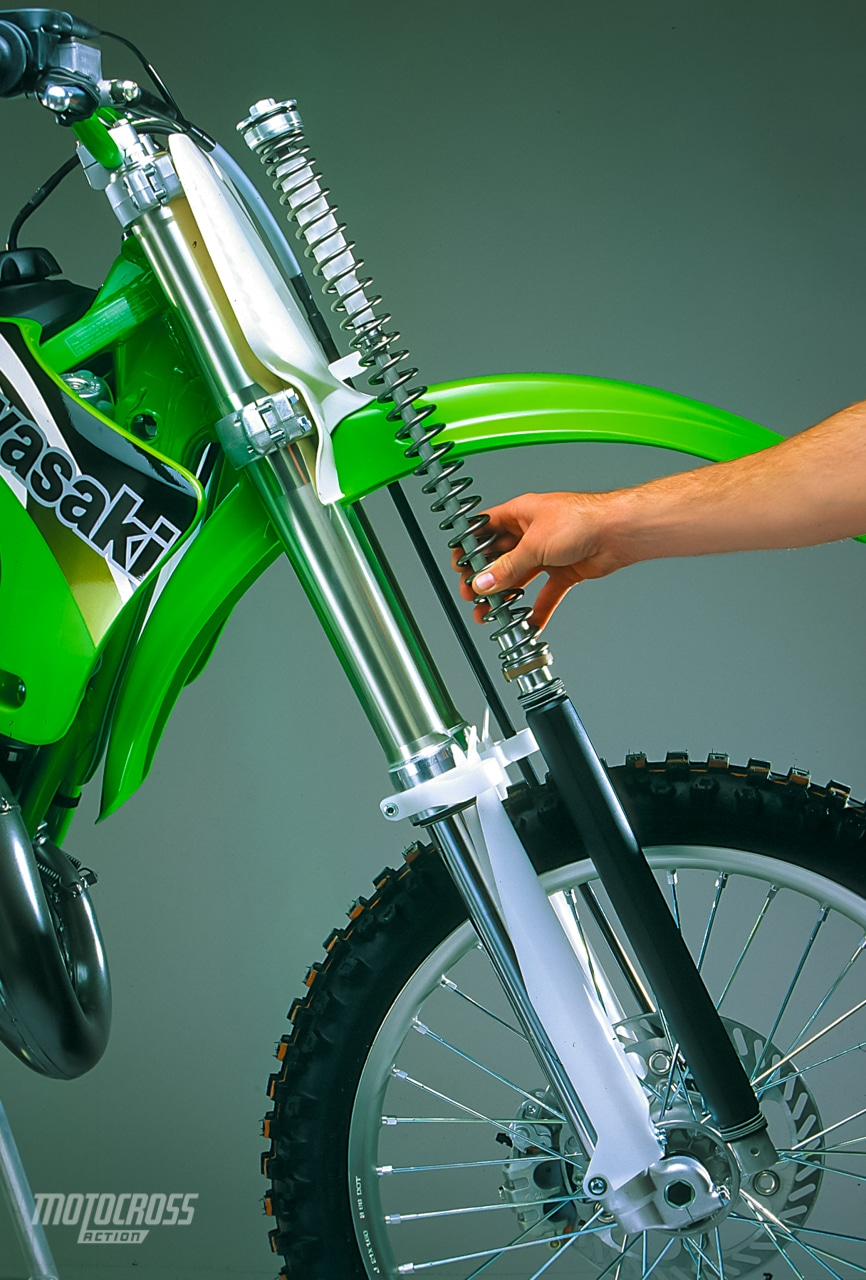 Two Stroke Tuesday 2000 Kawasaki Kx125 Motocross Action Magazine