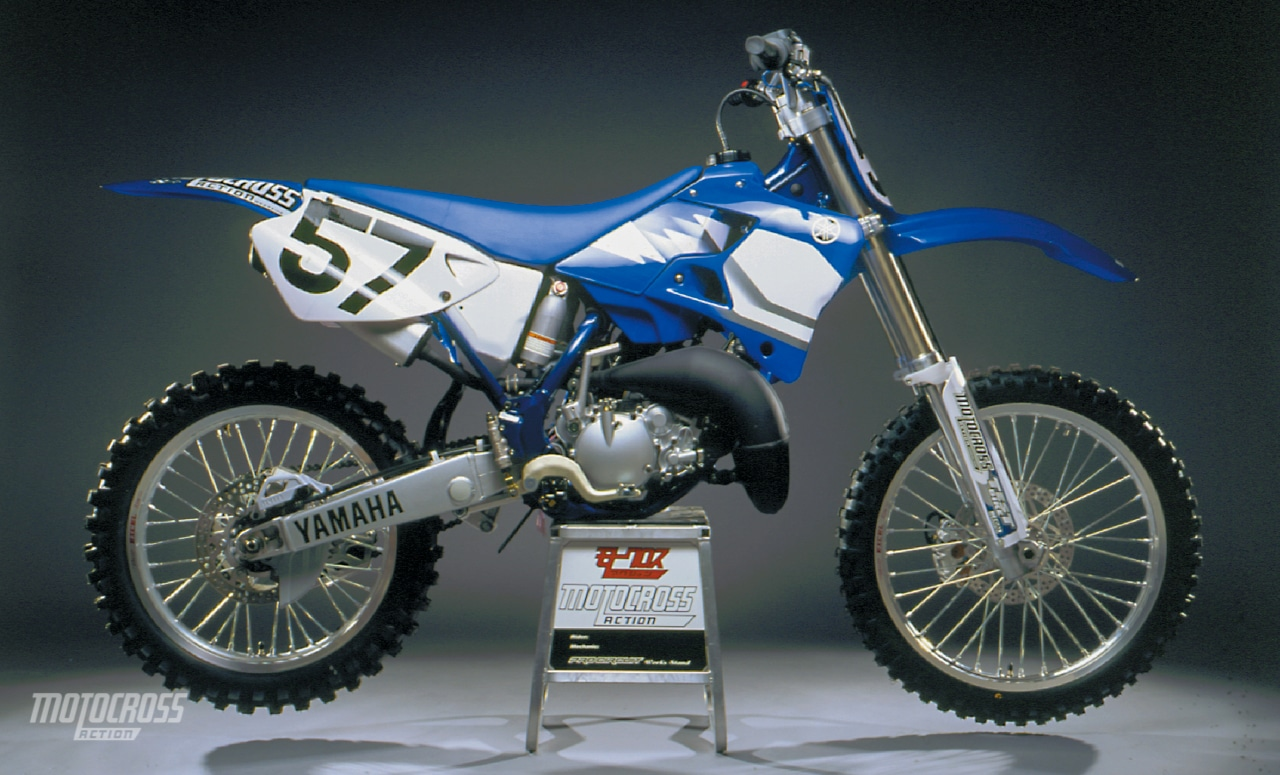 ON RECORD | 2000 YAMAHA YZ250 | COMPLETE TEST | Motocross Action