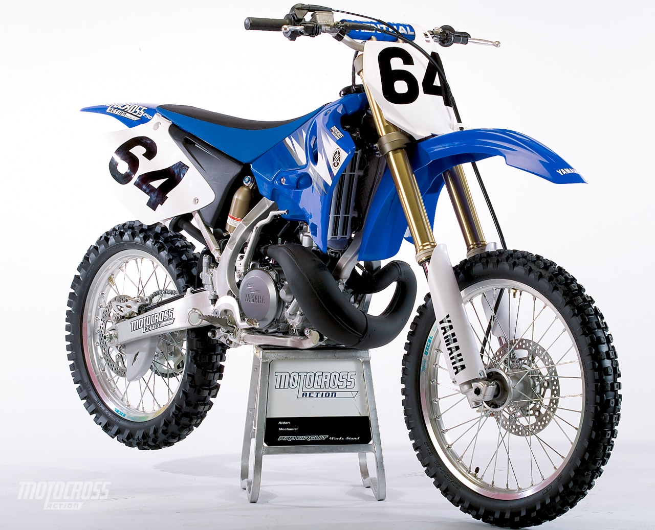 Mxa Race Test 2019 Yamaha Yz250 Two Stroke Motocross