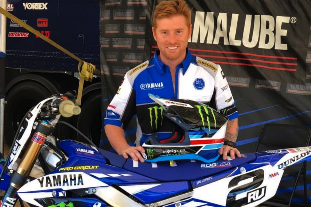 Ryan Villopoto To Race Saturday Night S Monster Cup Event