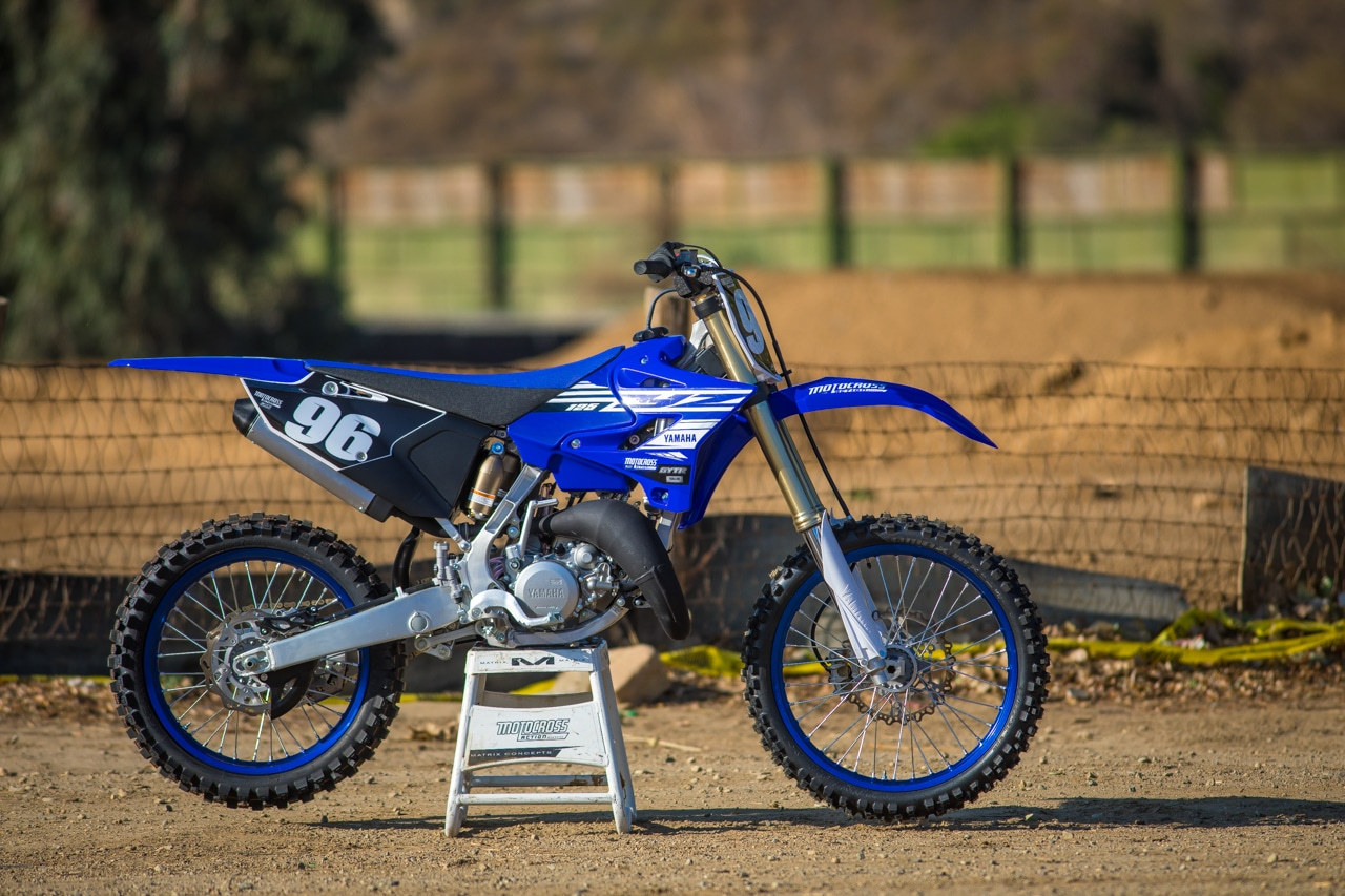Mxa Race Test 2019 Yamaha Yz125 Two Stroke Motocross