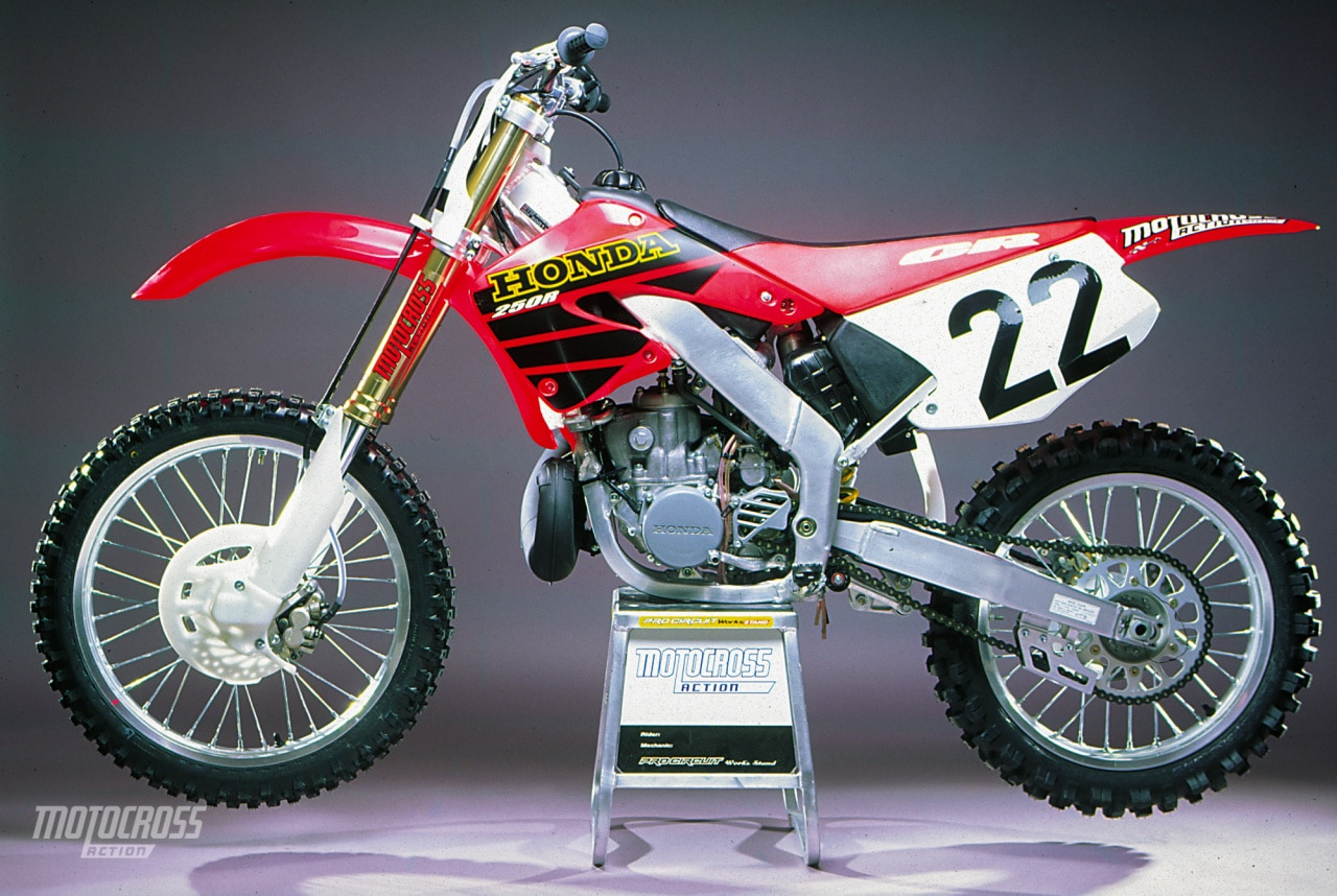 2001 honda cr250 the good bad ugly motocross action. Black Bedroom Furniture Sets. Home Design Ideas