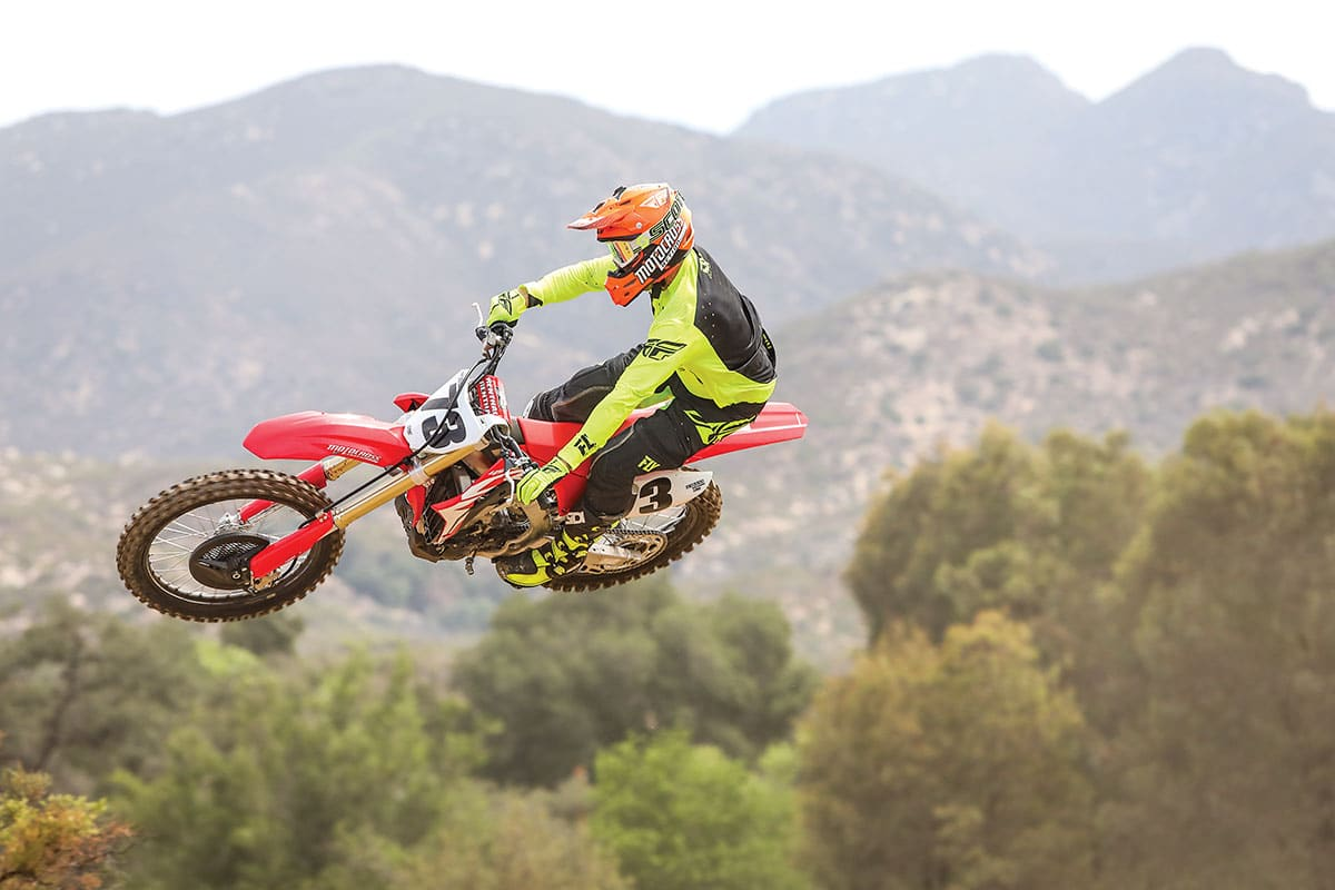 MXA RACE TEST: THE REAL TEST OF THE 2019 HONDA CRF450