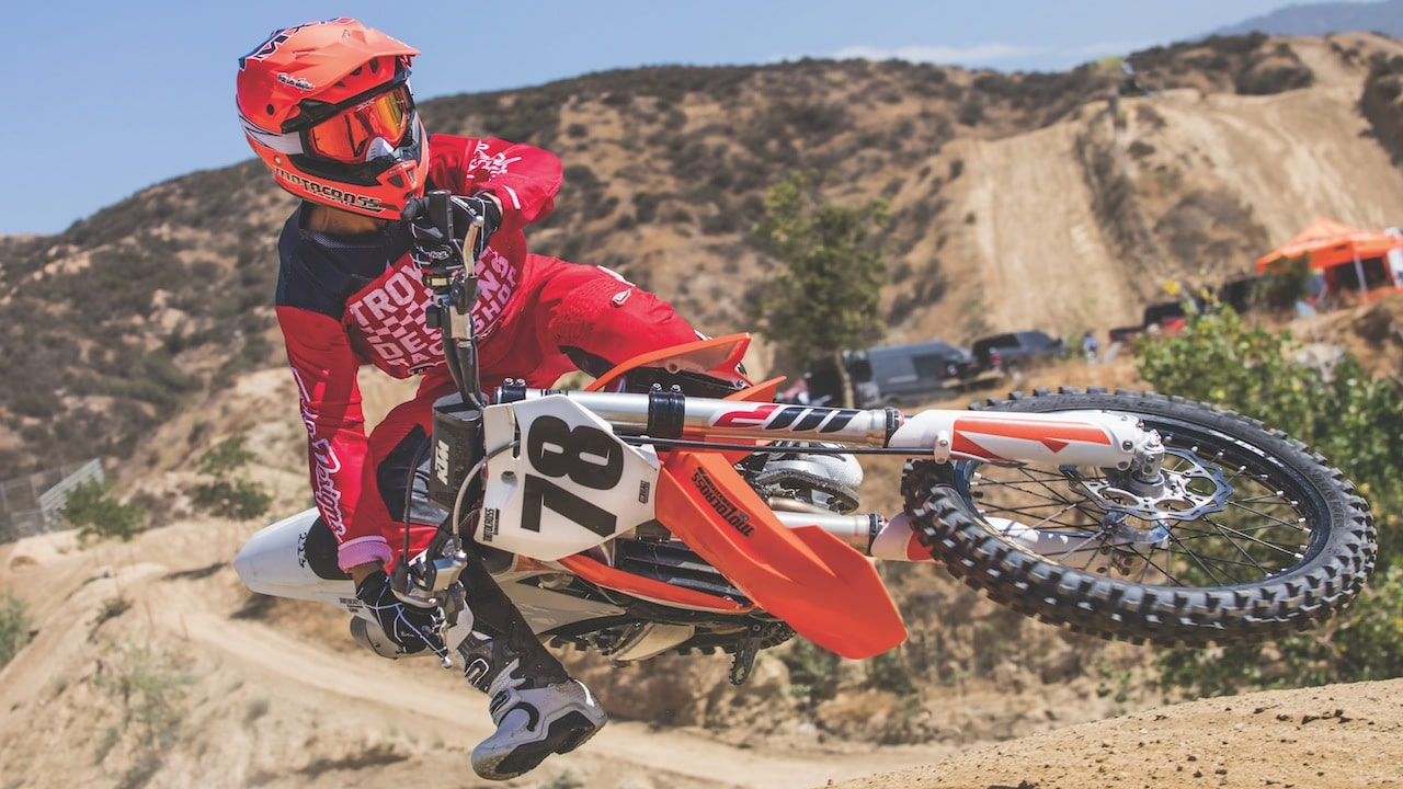 Mxa Race Test The Real Test Of The 2019 Ktm 450sxf