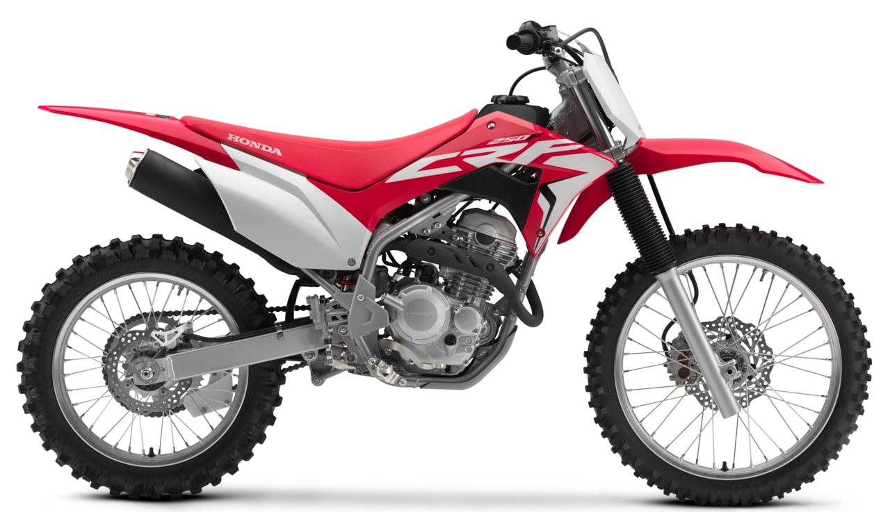 Astonishing First Look 2019 Honda Crf250F Not The Crf250 This Is The Bralicious Painted Fabric Chair Ideas Braliciousco