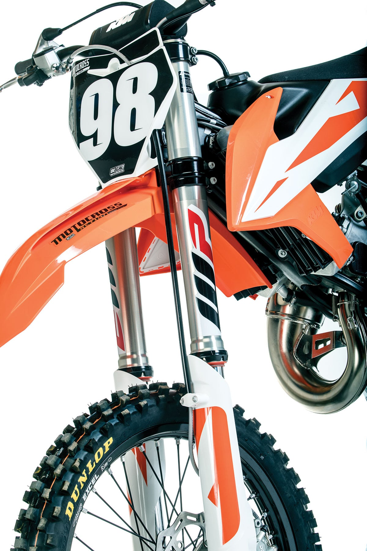 MXA RACE TEST: THE REAL TEST OF THE 2019 KTM 125SX TWO-STROKE
