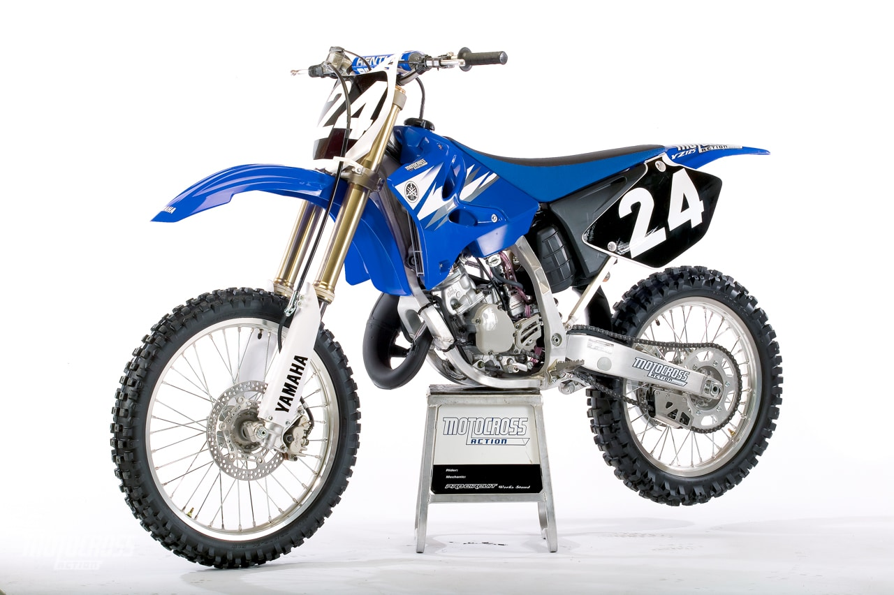 MXA'S 2006 YAMAHA YZ125 TEST | Motocross Action Magazine