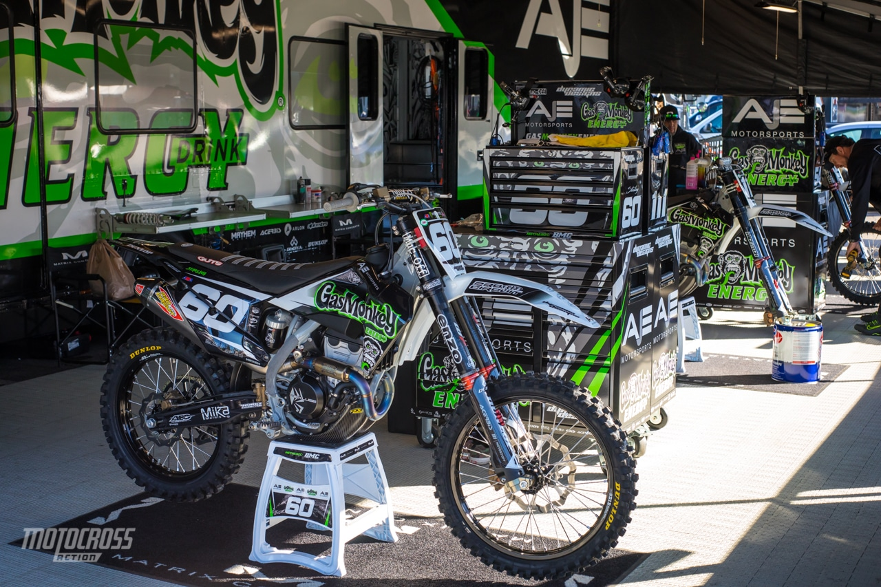 2019 Anaheim 2 Supercross Best In The Pits Motocross