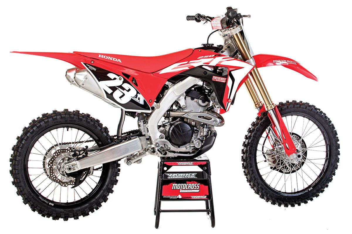 2019 HONDA CRF250: THE REAL TEST | Motocross Action Magazine