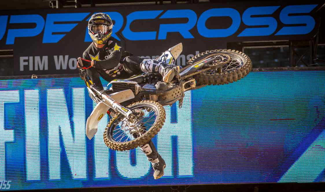 2019 Oakland Supercross Press Day Gallery Motocross