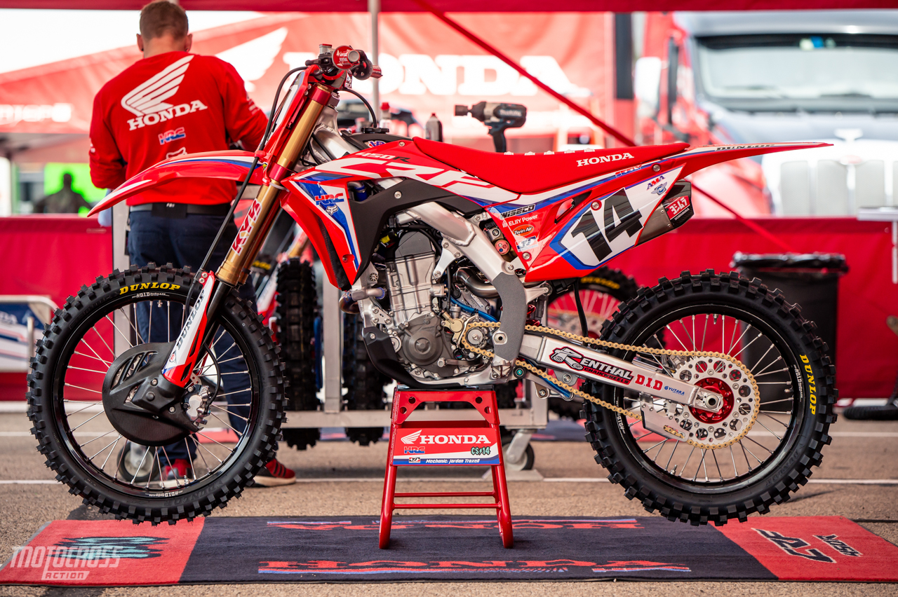 Cole Seely crf450 2019 Arlington Supercross-10