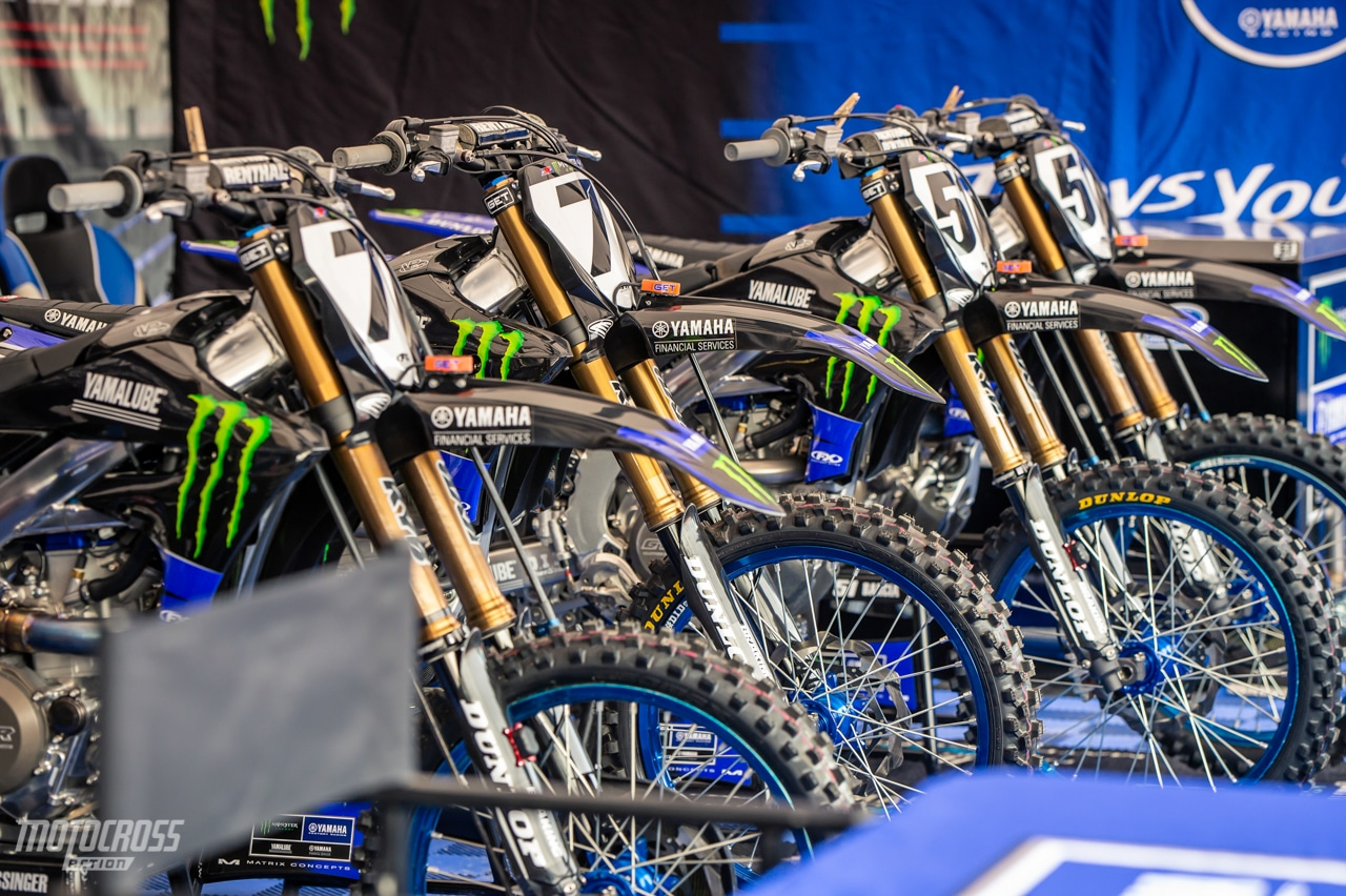 factory yamaha team 2019 Arlington Supercross-11