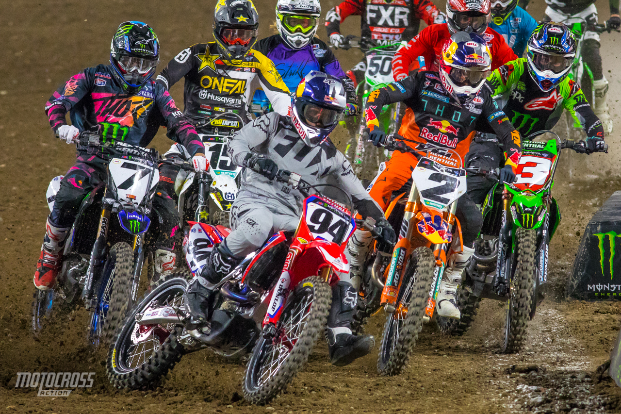 450 Class Video Watch The 2019 Minneapolis Supercross In
