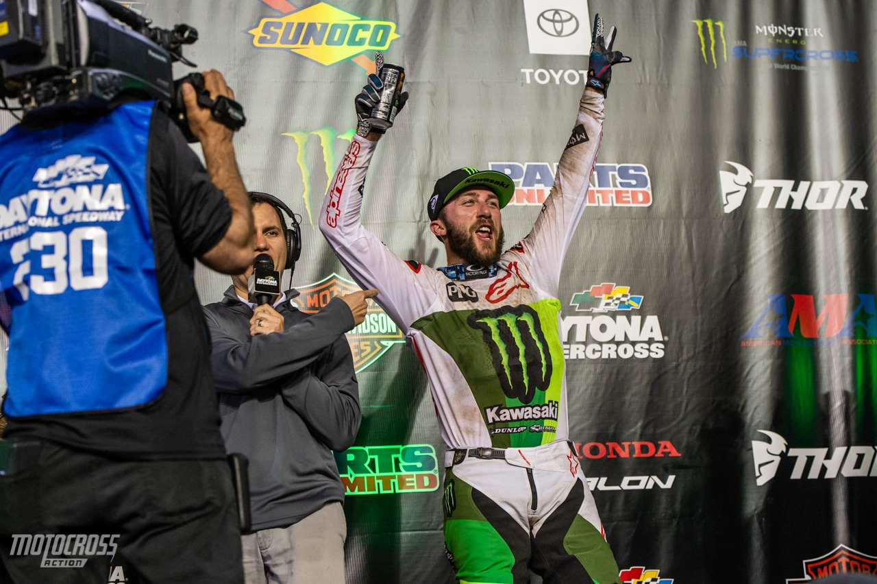 THE AFTERMATH | 2019 DAYTONA SUPERCROSS | Motocross Action Magazine