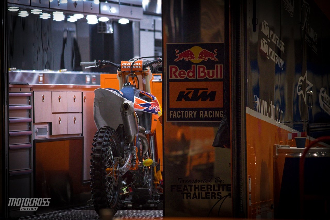 31a3aa044b6 Cooper Webb KTM 450SXF 2019 Seattle Supercross-1823