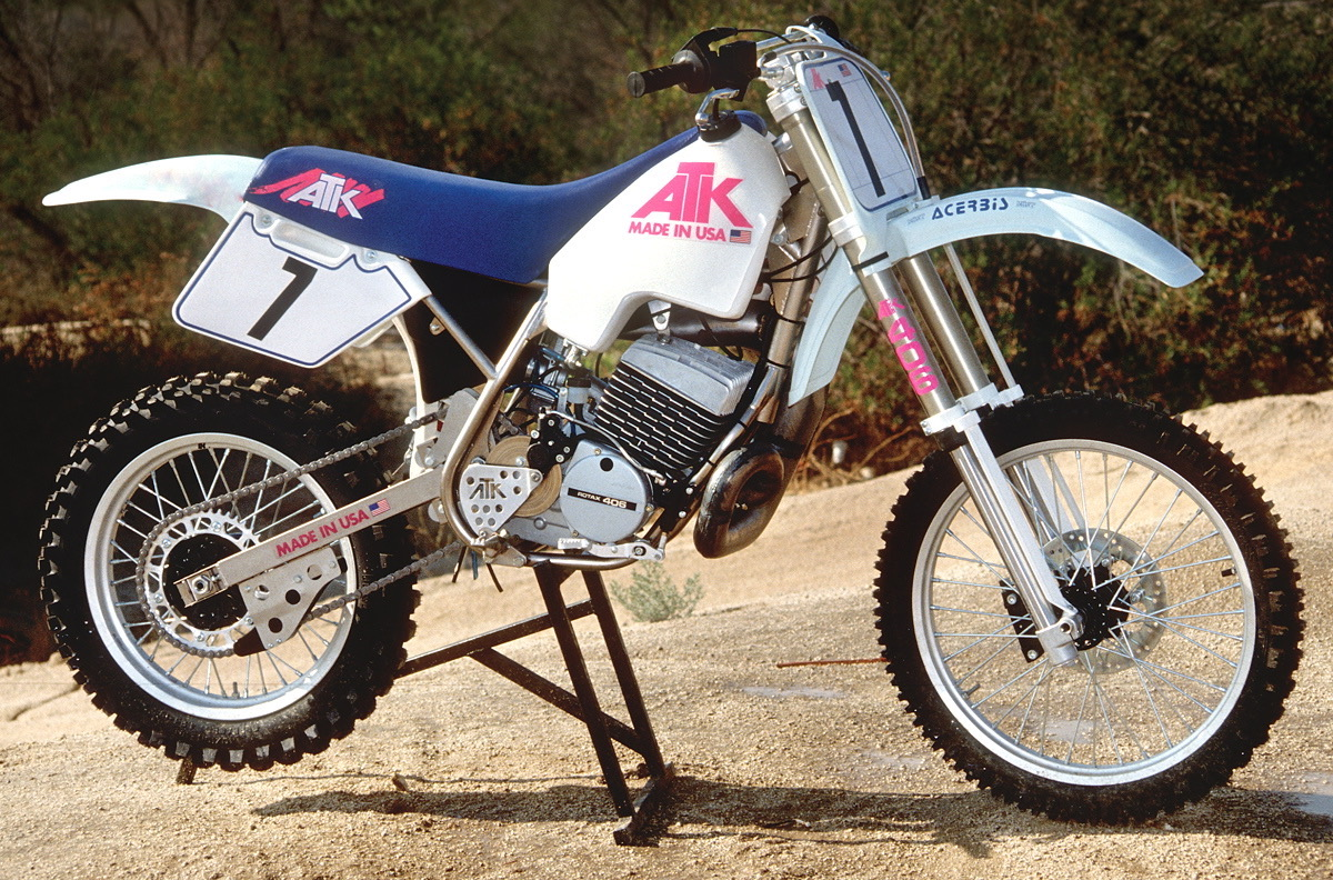 THE REAL STORY OF AMERICA'S MOST FAMOUS DIRT BIKE DESIGNER