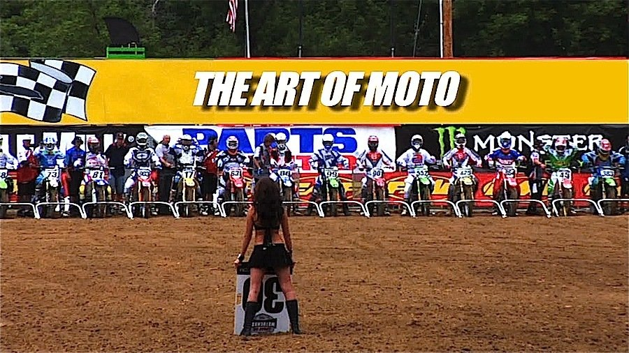 The Art Of Moto At Victoria Gardens On April 2 Motocross Action Magazine