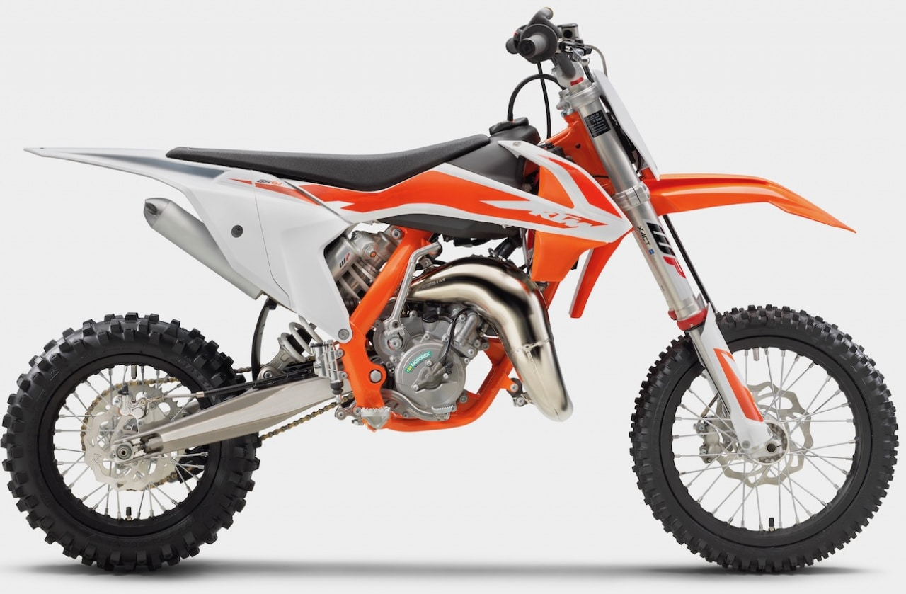 FIRST LOOK! 2020 KTM FOUR-STROKE, TWO-STROKE, FUEL-INJECTED & MINI