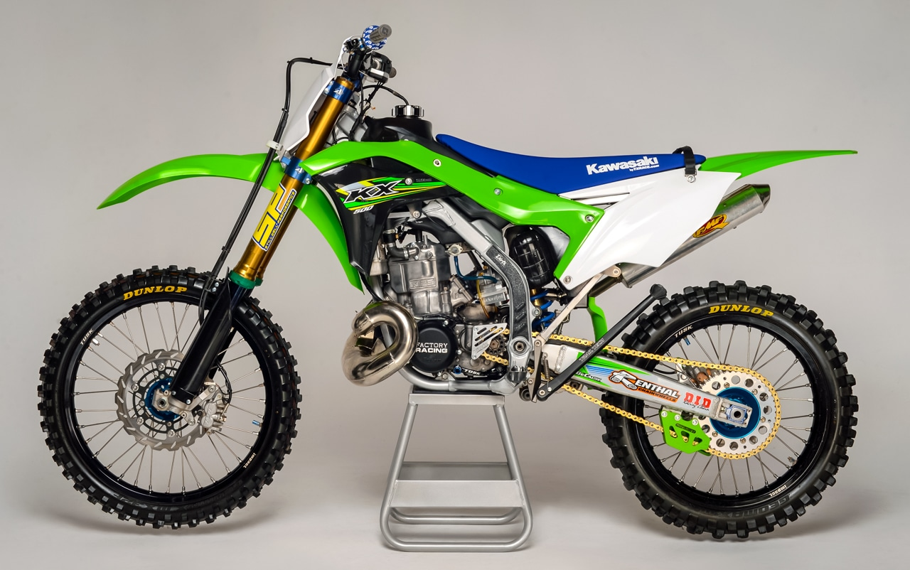 Two Stroke Tuesday 1988 Kx500 Engine Shoed Into 2003