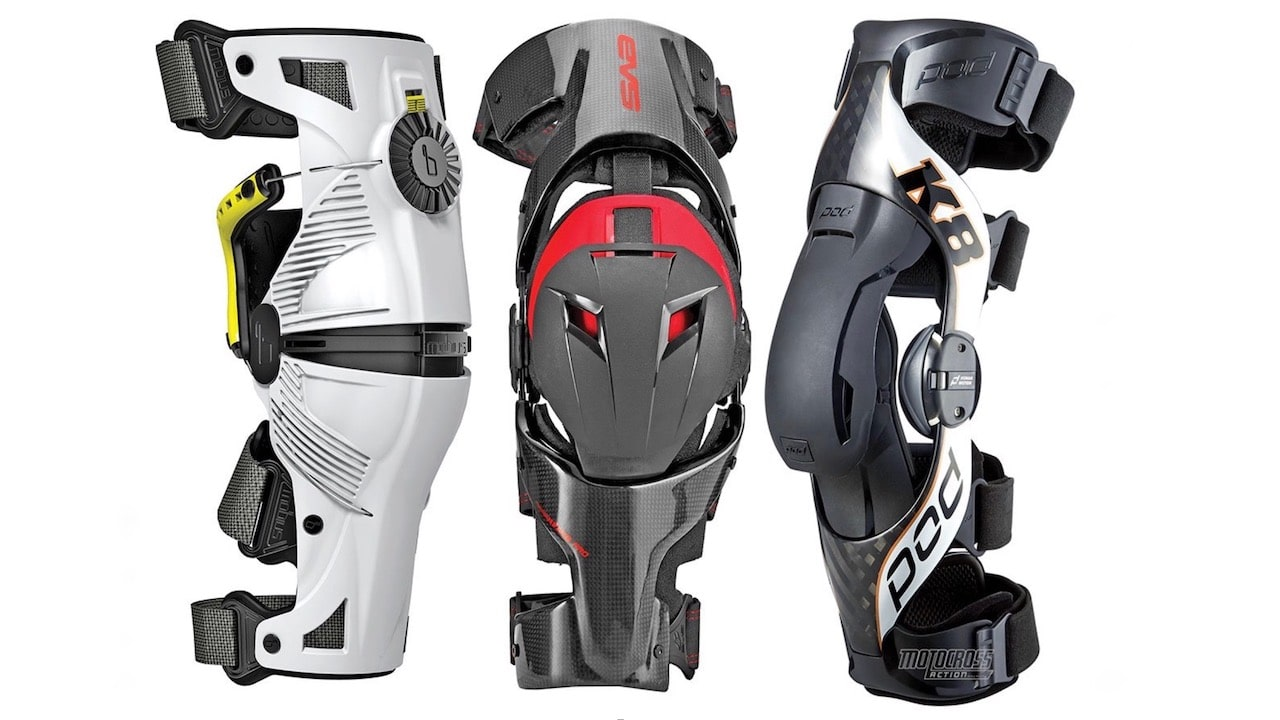 TEN THINGS YOU NEED TO KNOW ABOUT KNEE BRACES | Motocross Action Magazine