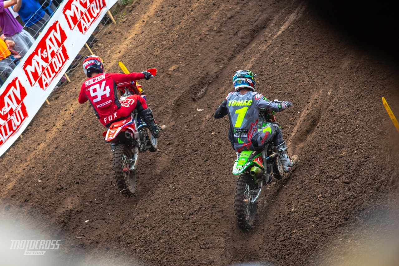 Washougal National Motocross 450 Race Results Updated