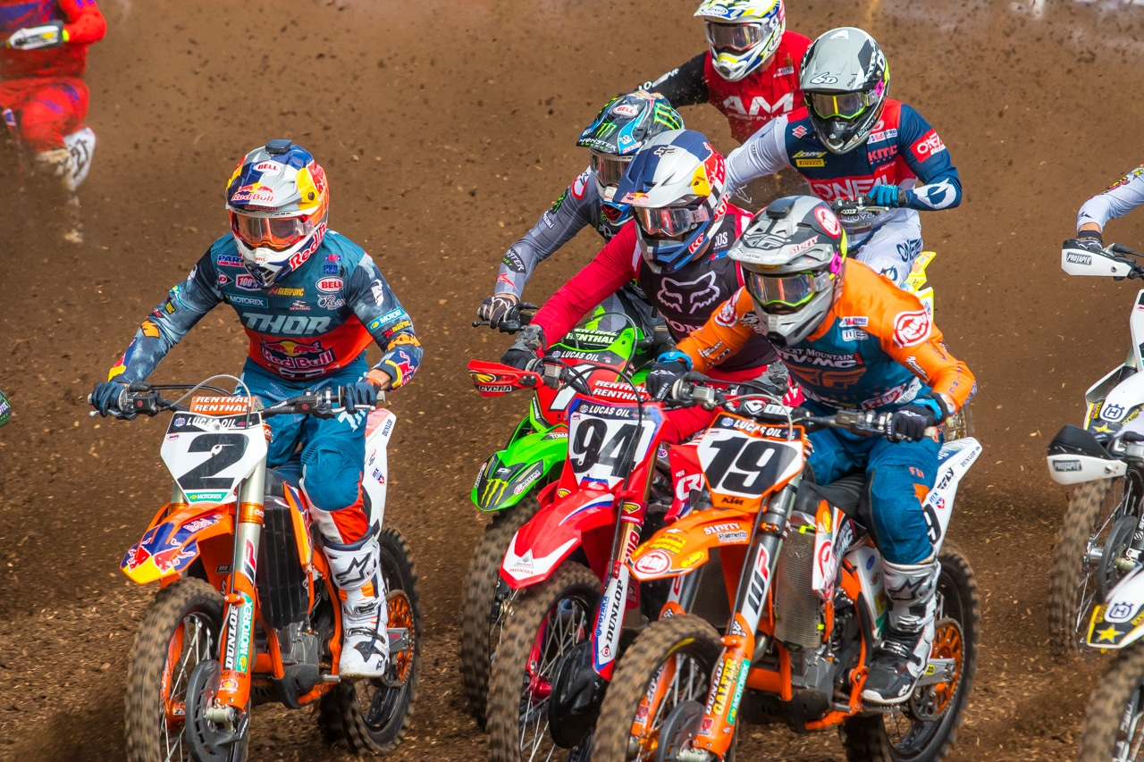 UNADILLA NATIONAL MOTOCROSS | 450 RACE RESULTS (UPDATED