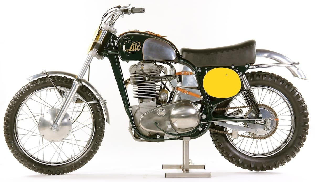Tom Whites 10 Most Collectible Bike Round Up Museum Quality 1960s Honda 50cc Noted Both For Its Talented Riders And Groundbreaking Machinery Swedens Lito Is One Of The Rarest Motocross Machines From 1950s