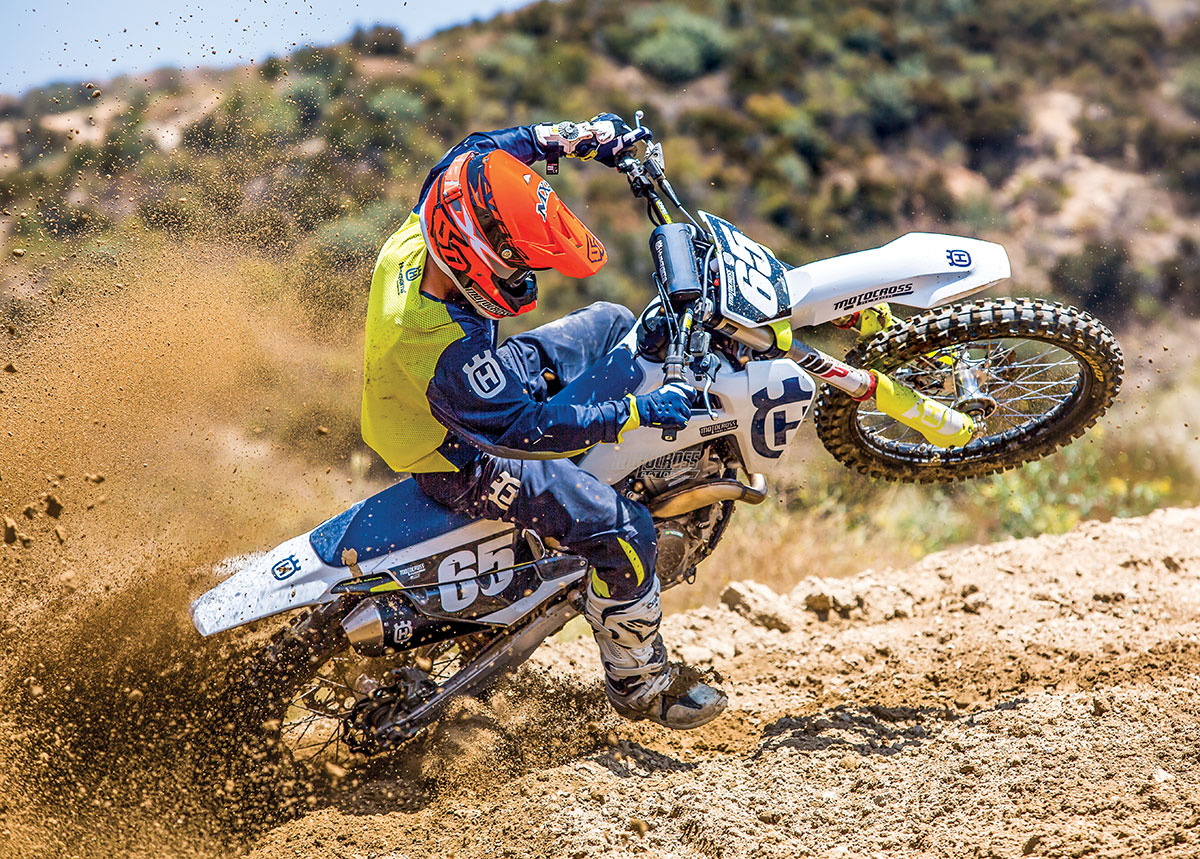 MXA RACE TEST: THE REAL TEST OF THE 2020 HUSQVARNA FC250