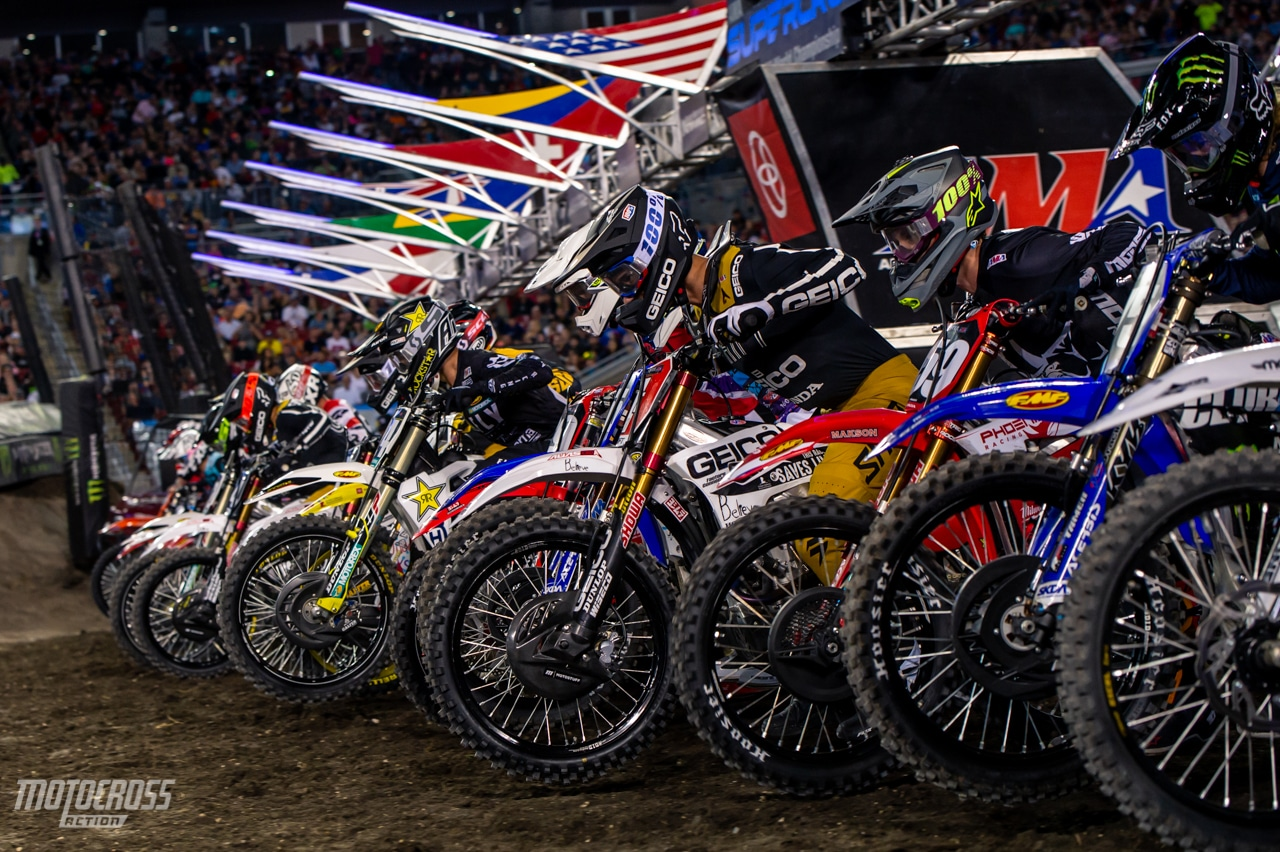 MOTOCROSS AND SUPERCROSS ATTRACTING SPORTSBOOK INTEREST | Motocross Action Magazine