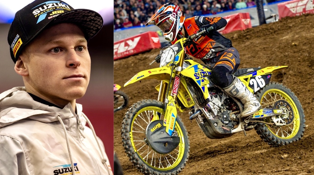 ALEX MARTIN INTERVIEW: DECIDING IF HE SHOULD KEEP TRAINING OR GO ON VACATION | Motocross Action Magazine