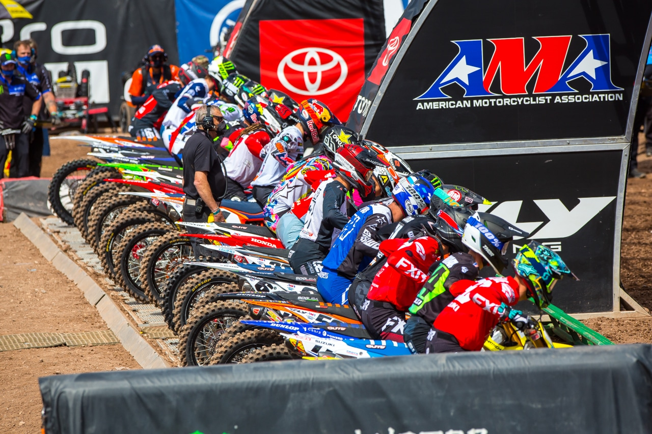 PROGRAMME DE COURSE MONSTER ENERGY SUPERCROSS 2021   Motocross