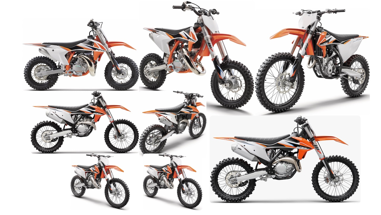 MXA'S 2021 OFF-ROAD BUYERS GUIDE: YOU HAVE 80 DIRT BIKES TO CHOOSE FROM — SEE THEM ALL | Motocross Action Magazine