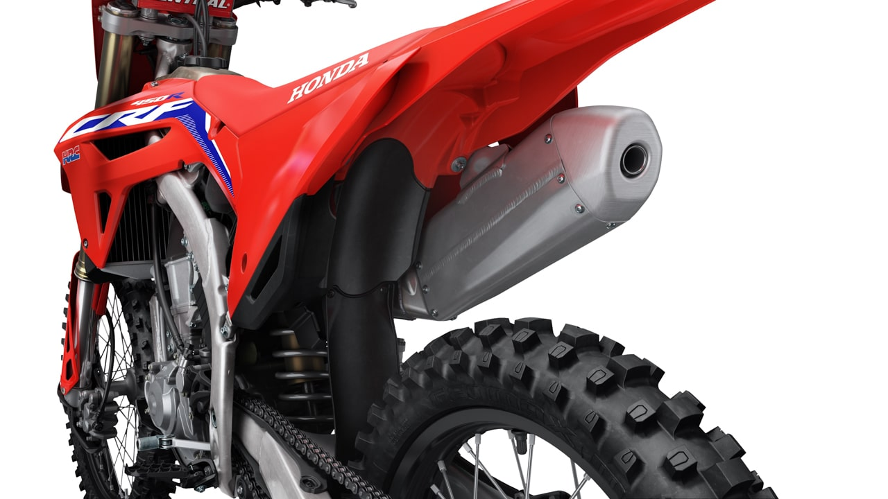 First Look The 2021 Honda Crf450 Is New From Head To Toe Motocross Action Magazine
