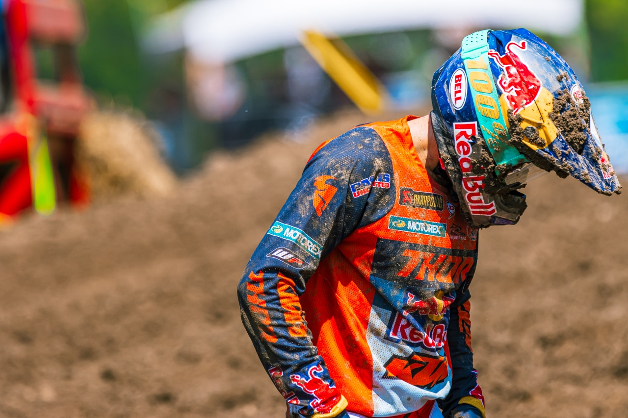 SCRUB MX - Article : COOPER WEBB OUT OF 2020 NATIONALS WITH A ...