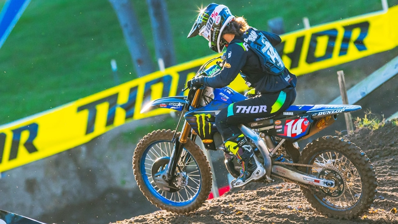 250 OVERALL QUALIFYING RESULTS   REDBUD PRO MOTOCROSS NATIONAL 1 (UPDATED)    Motocross Action Magazine