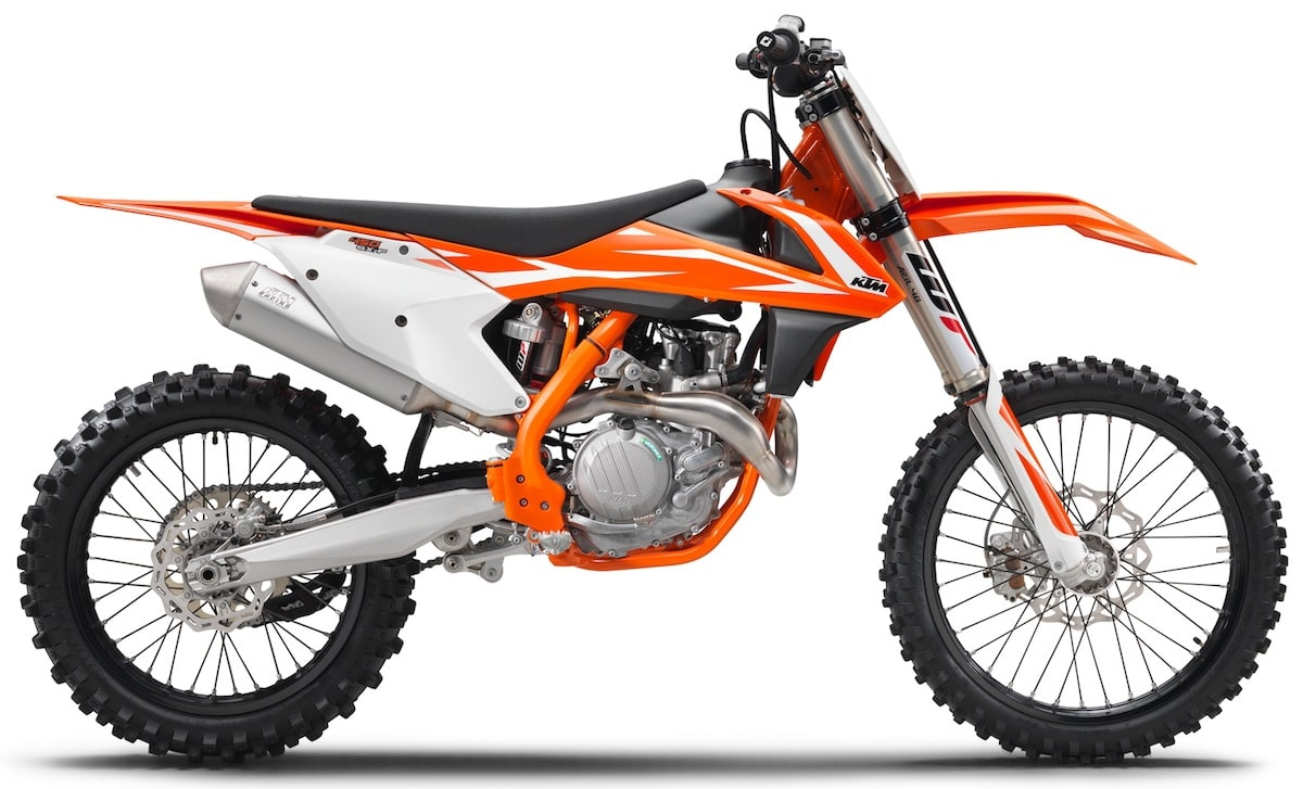 KTM 450SXF BUYER'S GUIDE: EVERYTHING YOU NEED TO KNOW FROM 2007 TO