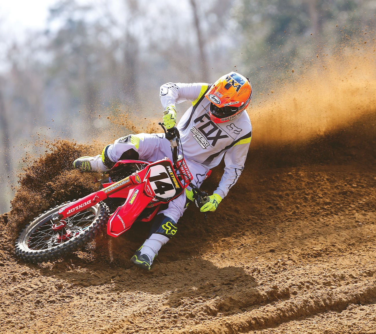 Mxa Tests A 53000 Honda Crf250 Project Bike Motocross Action Hrc Pit Aftermarket Mods If Youre Interested In Spending Thousands Of Dollars Hop Up Parts All You Need To Do Is Embrace Holgados Habits