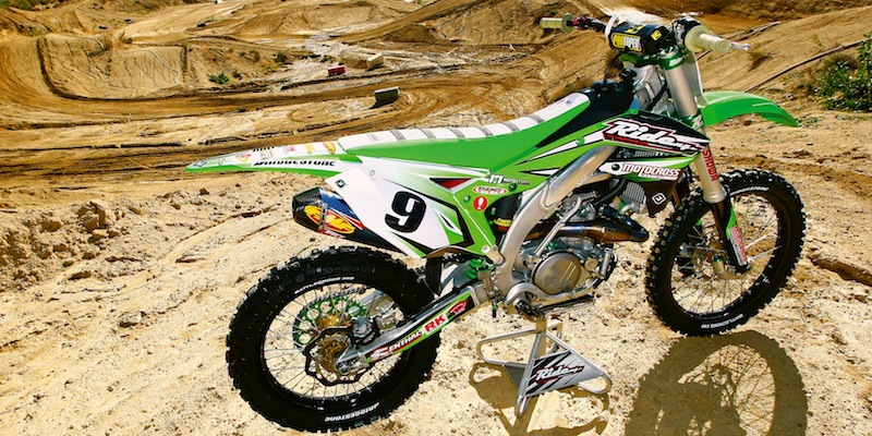 Mxa Rides Ride Engineering S 2016 Kawasaki Kx450f