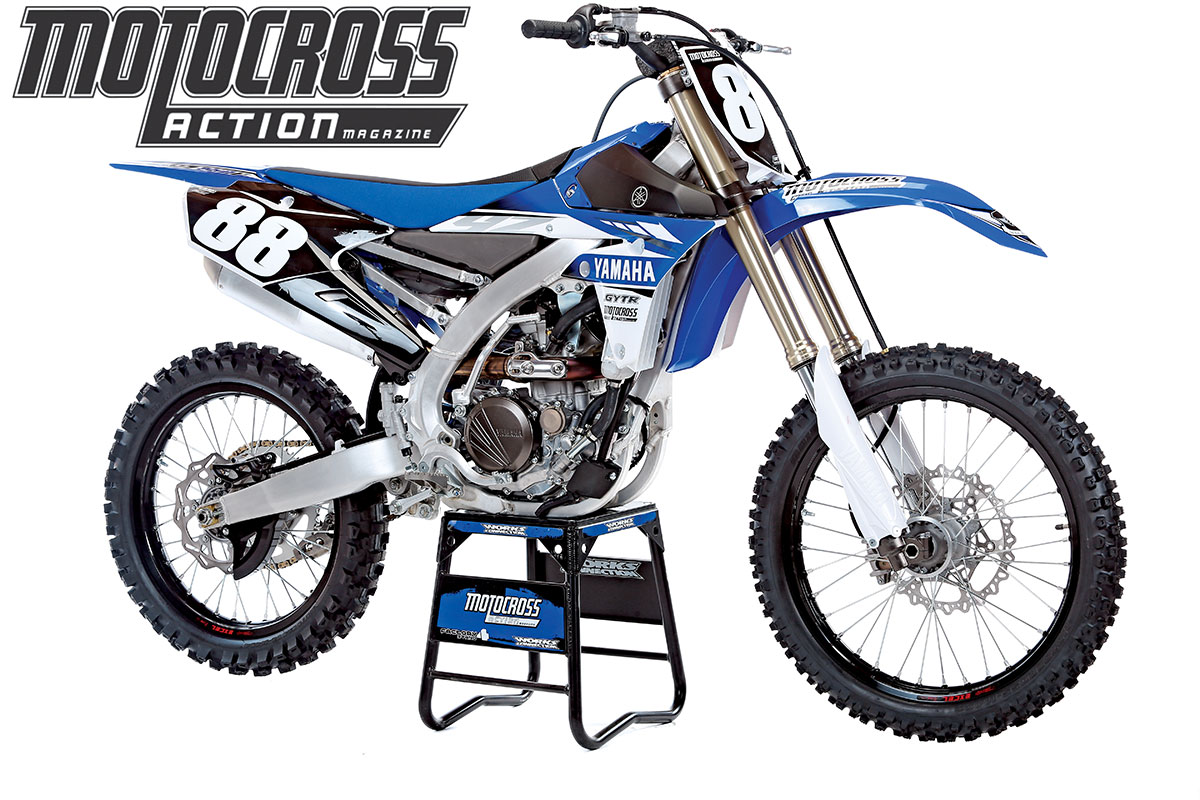 When A Manufacturer Makes Major Changes To Their 450 You Can Expect The 250