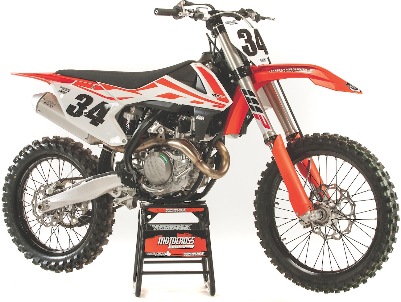 MXA'S 2014 KTM 450SXF MOTOCROSS TEST: THIS BIKE WAS BUILT SPECIFICALLY FOR  RYAN DUNGEY, BUT WORKS BEST FOR 40 YEAR OLD RYAN DUNGEY'S | Motocross  Action ...