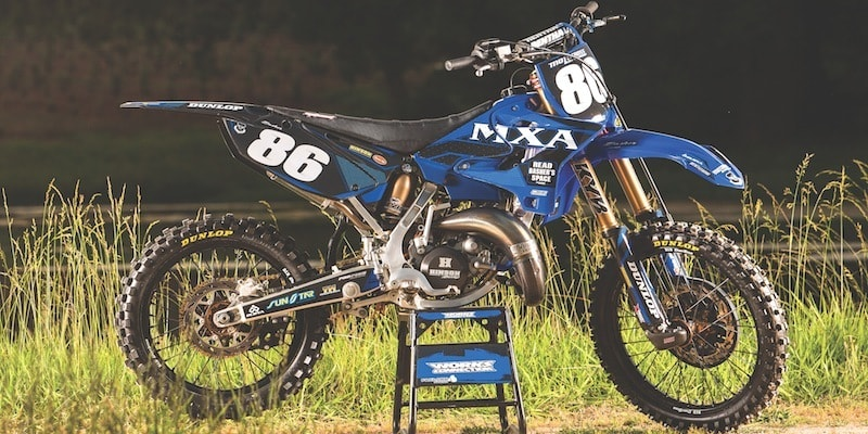 2005 YZ125 MAKEOVER: ALL IT TOOK WAS 16 GRAND | Motocross