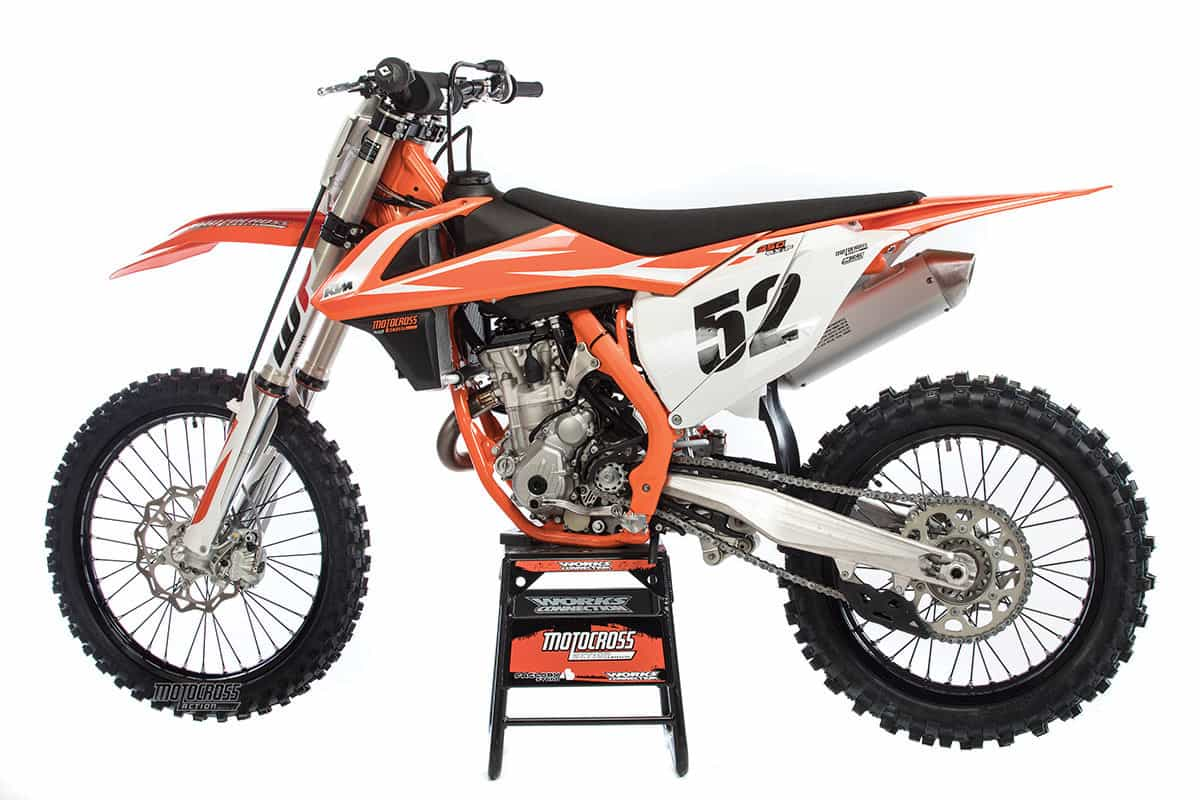 2018 ktm changes. unique ktm not everyone is a fan of orange but there aftermarket ktm plastic  available in an amazing array colors the 2018 350sxf oranger than the 2017  and ktm changes
